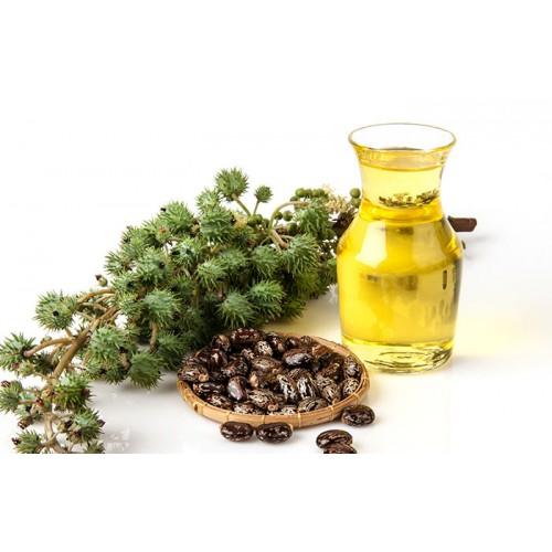 Castor-oil xanthelasma treatment